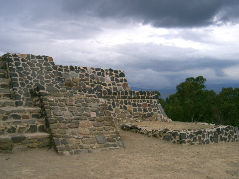 piramide cerro estrella