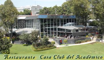 Restaurante casa del club acad mico for Restaurante casa jardin