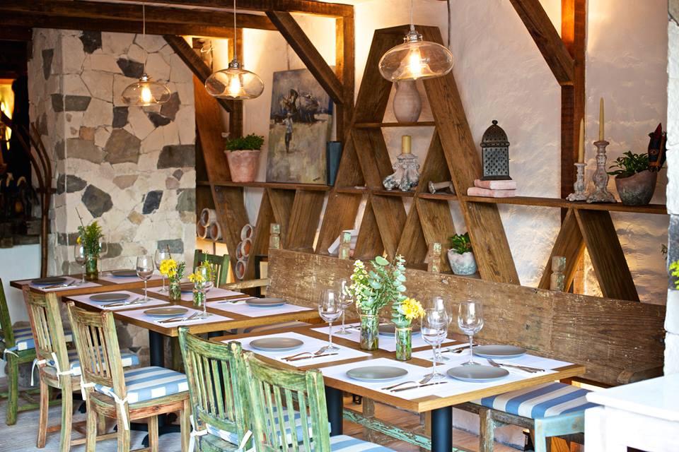 Restaurante Estiatorio Mythos