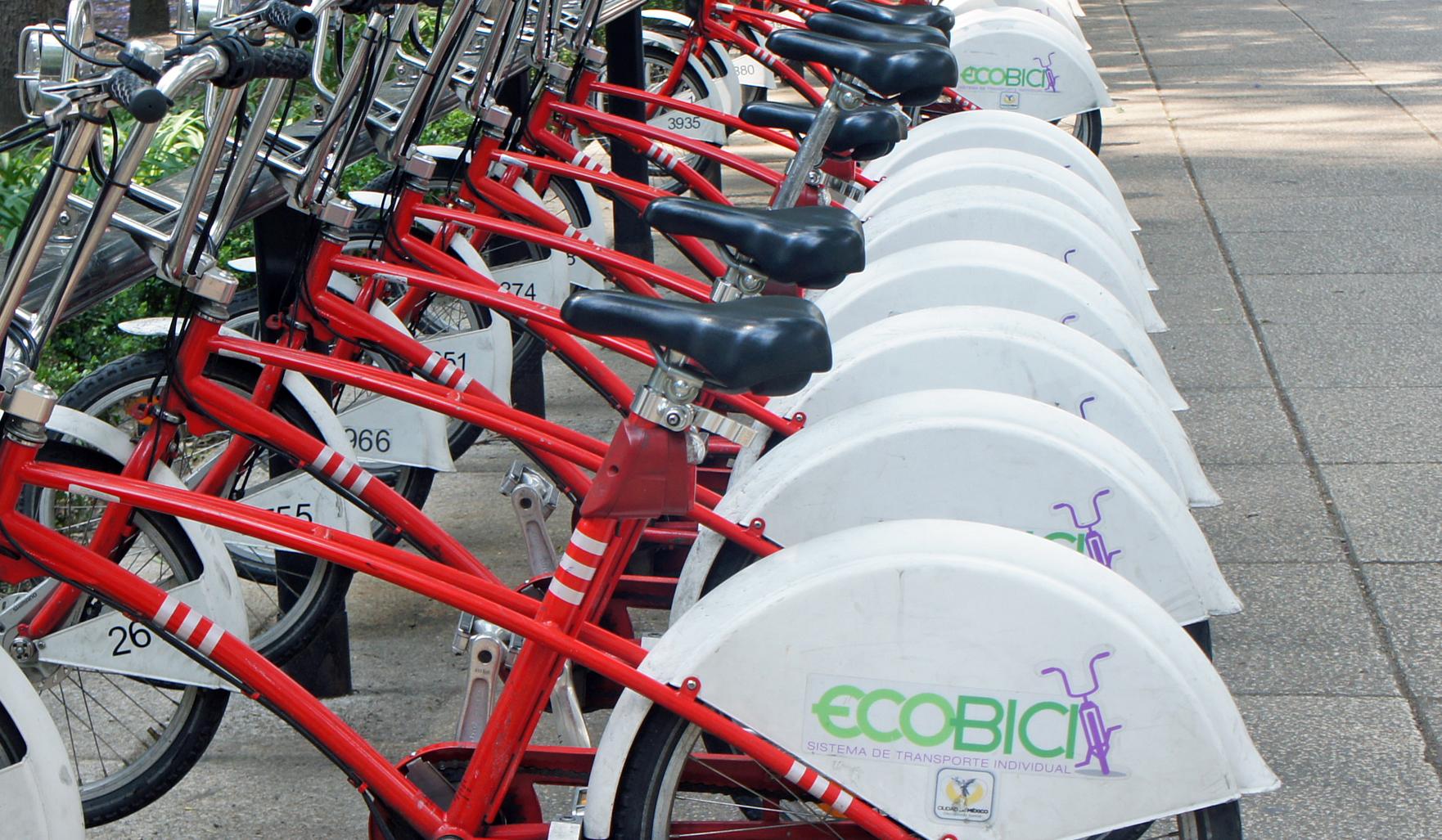 Ecobici Mexico City