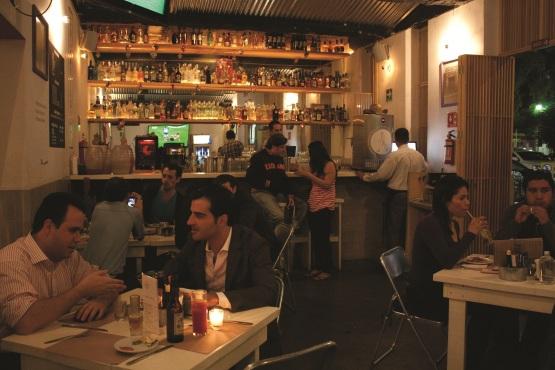 Restaurante Mexicano En Bordeaux
