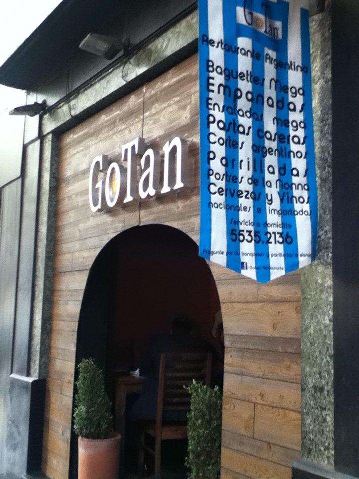 Restaurante Gotan