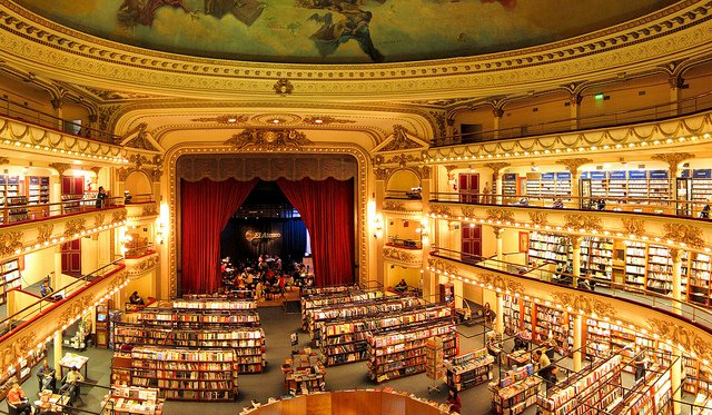 Ateneo Grand Splendid, en Buenos Aires iI