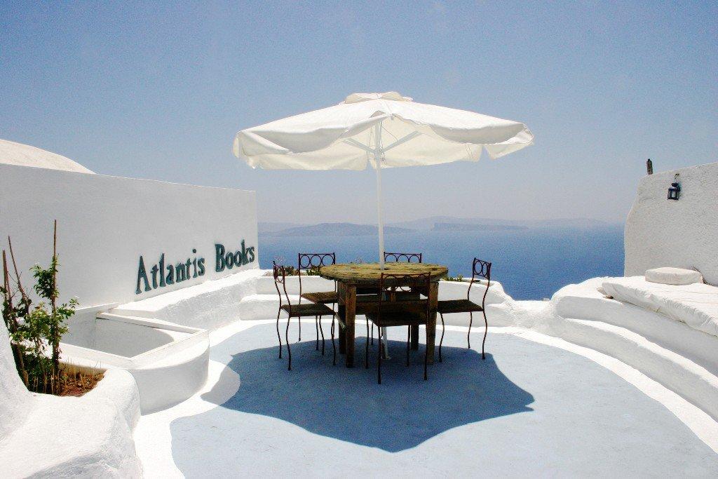 Atlantis Book, en Frecia desde 2004