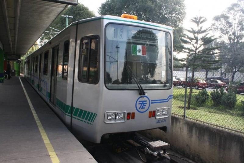 tren ligero mexico