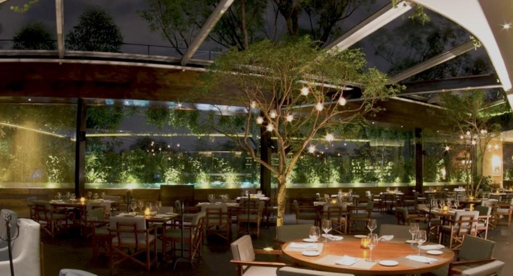Mxcity recomienda las mejores terrazas para degustar la for Fachadas de restaurantes modernos