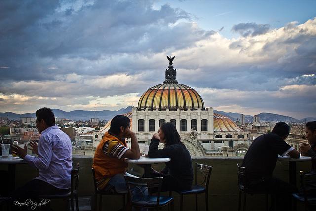 8 Terrazas Para Escapar Al Centro Histórico En Estos Días De Sol