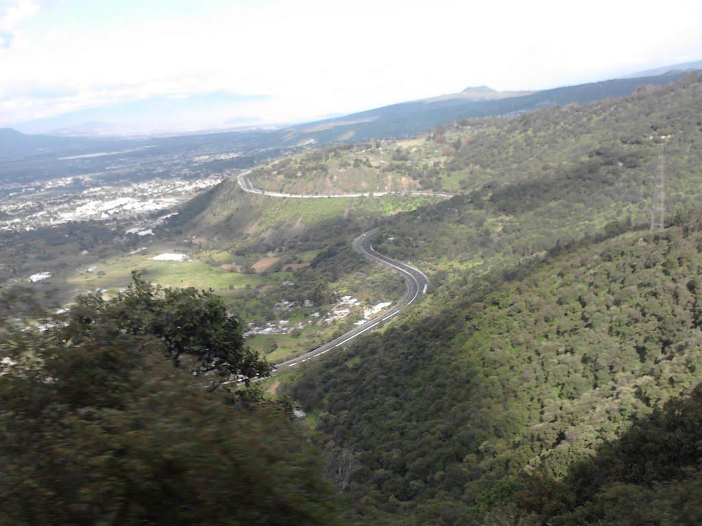 Mirador carretera Cuernavaca
