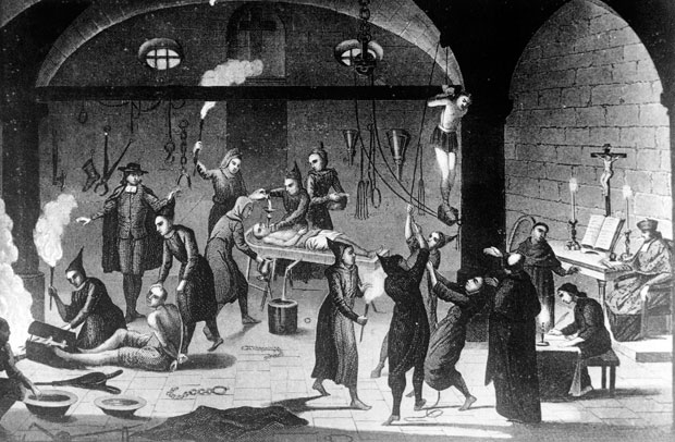 Los 10 Momentos más Vergonzosos de la Iglesia Católica.