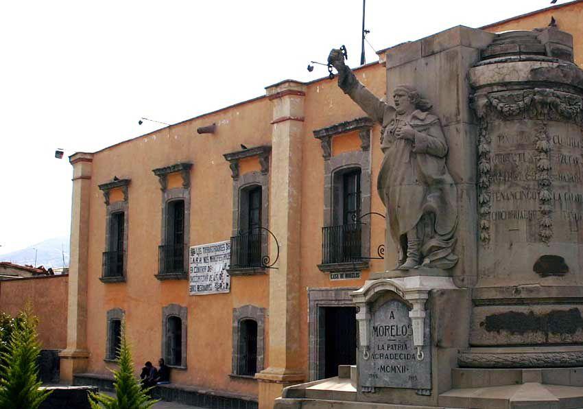 Centro Comunitario de Ecatepec Casa de Morelos