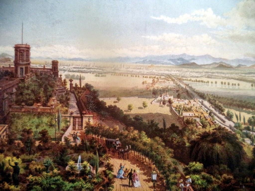 San Miguel Chapultepec antiguo