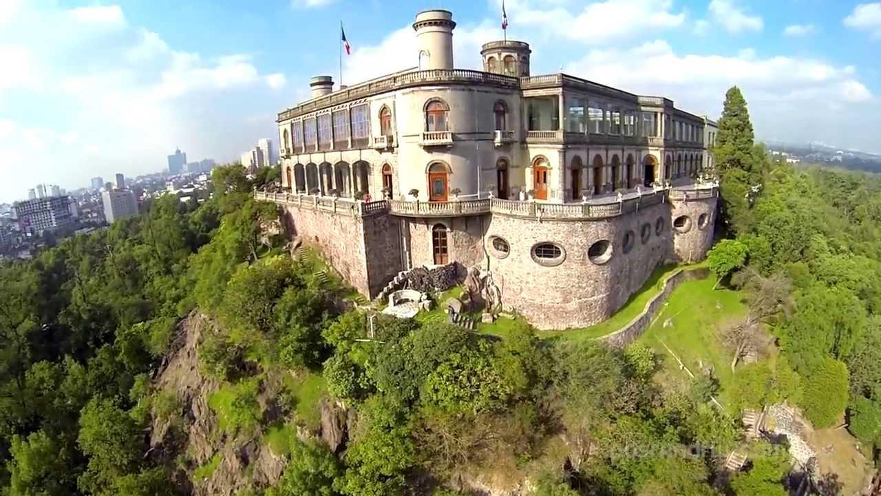 castillo de chapultepec-1