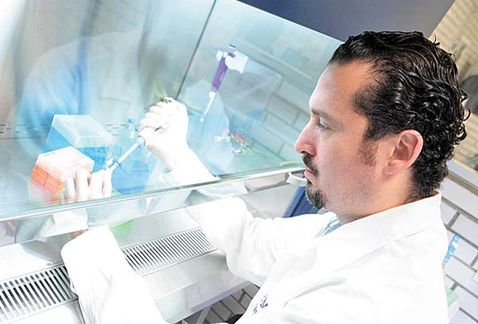 Felipe Vaca Paniagua, foto Milenio
