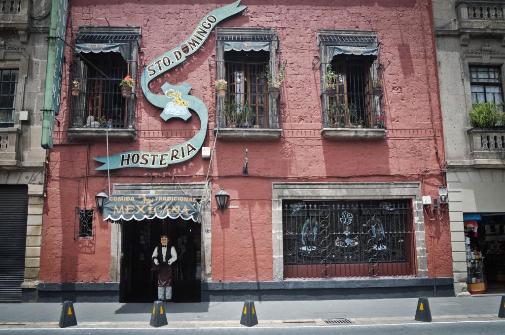 Los 3 restaurantes m s antiguos del centro hist rico for Sanborns centro historico df