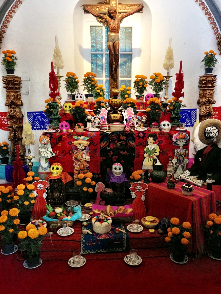 altar de muertos 10