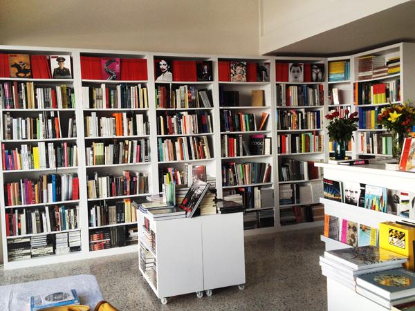exit la libreria 3