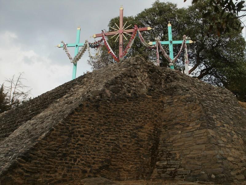 piramide del cerro del judio