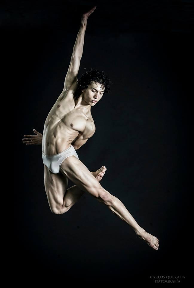 The Male Dance Project- Rodrigo Aryam :: México  Compañía Nacional de Danza :: Solista II