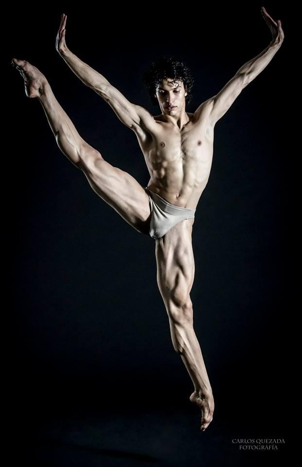The Male Dance Project- Rodrigo Aryam :: México  Compañía Nacional de Danza :: SolistaIII