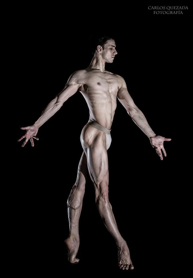 The Male Dancer Project- Denis Vieira - Brasil. Ballett Zürich - Soloist.