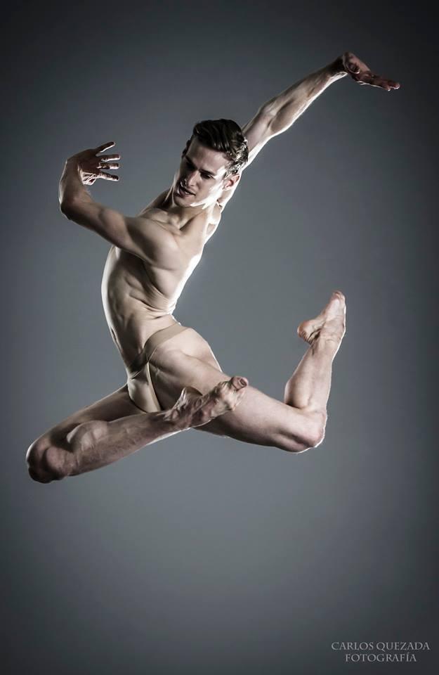 The Male Dancer Project- Jesse Inglis : Australia. Compañía Nacional de Danza España.