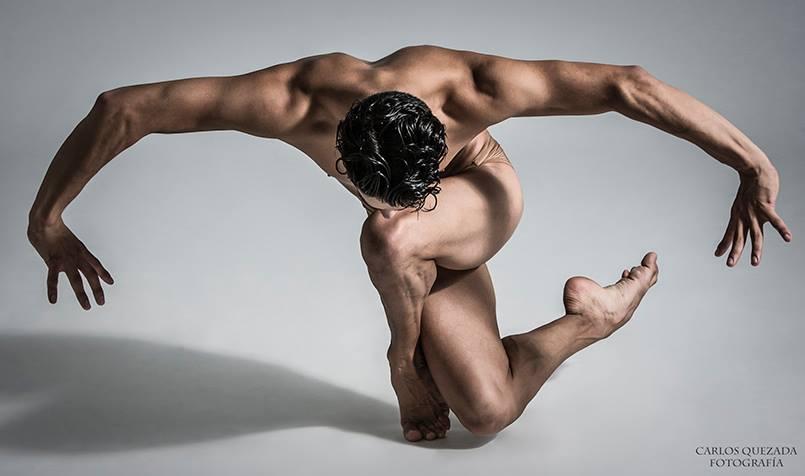 The Male Dancer Project- Jorge Gutiérrez - México. Compañía Nacional de Danza México.