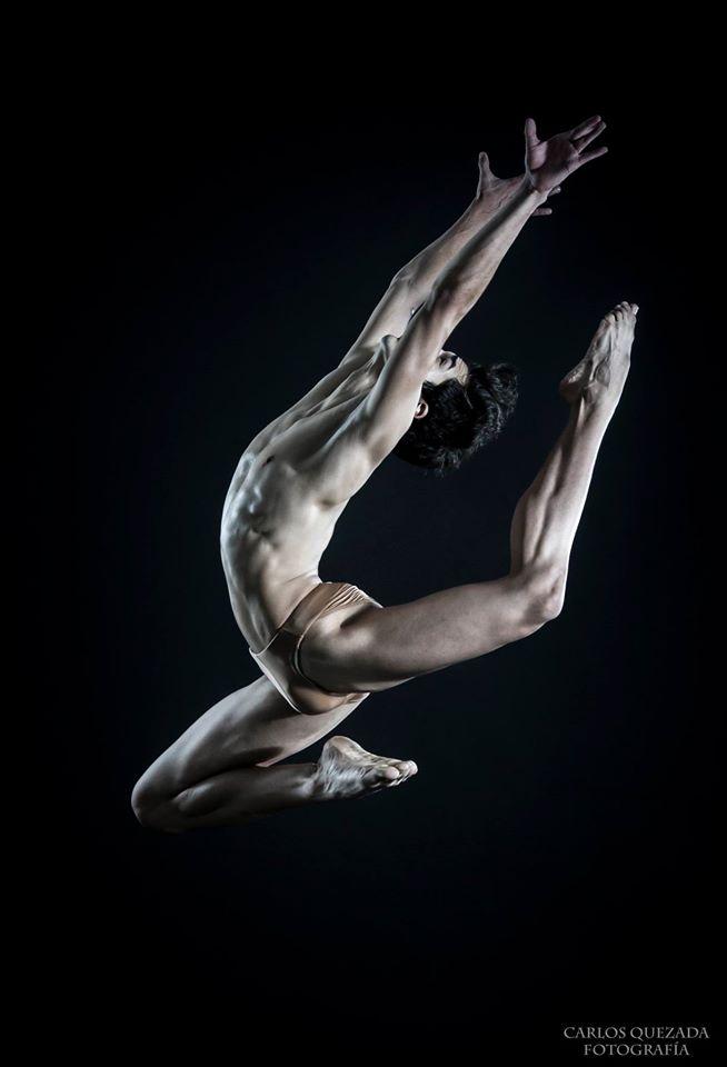 The Male Dancer Project- Jorge Valdez - México. ENDCC - México II.