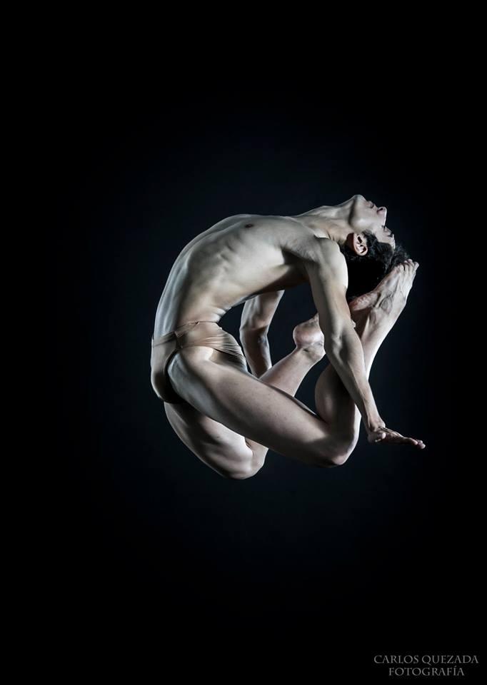 The Male Dancer Project- Jorge Valdez - México. ENDCC - México.