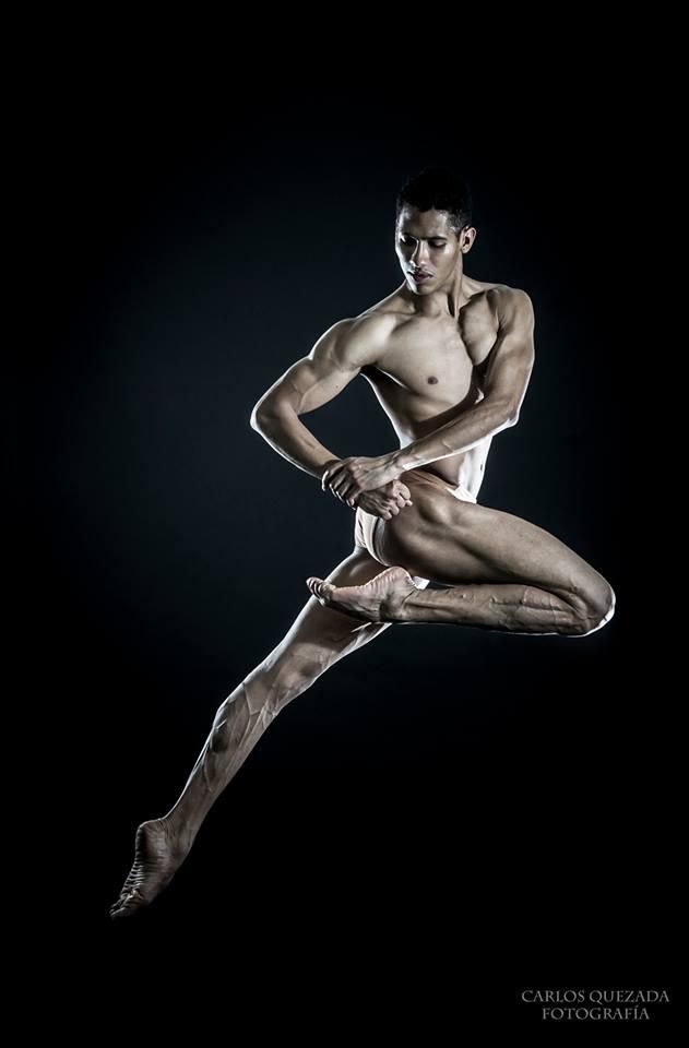 The Male Dancer Project- Juan Capellan - República Dominicana. Compañía Nacional de Danza México - Corifeo. II