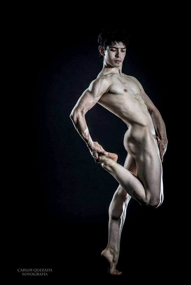The Male Dancer Project-  Marcos Barreiro - México. Escuela Nacional de Danza Clásica y Contemporánea México : Danza Clásica II.