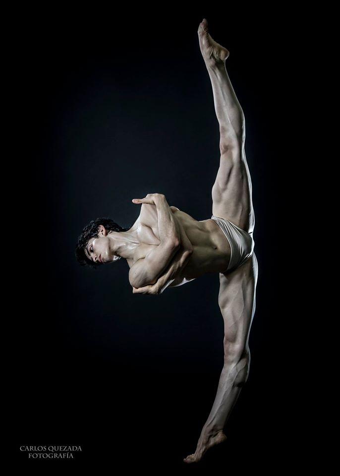 The Male Dancer Project-  Marcos Barreiro - México. Escuela Nacional de Danza Clásica y Contemporánea México : Danza Clásica.