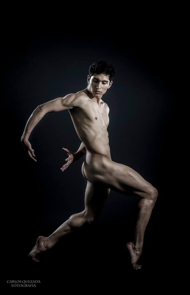 The Male Dancer Project. Alan Ramírez III :: México. Freelance Dancer. Fotografía Carlos Quezada.