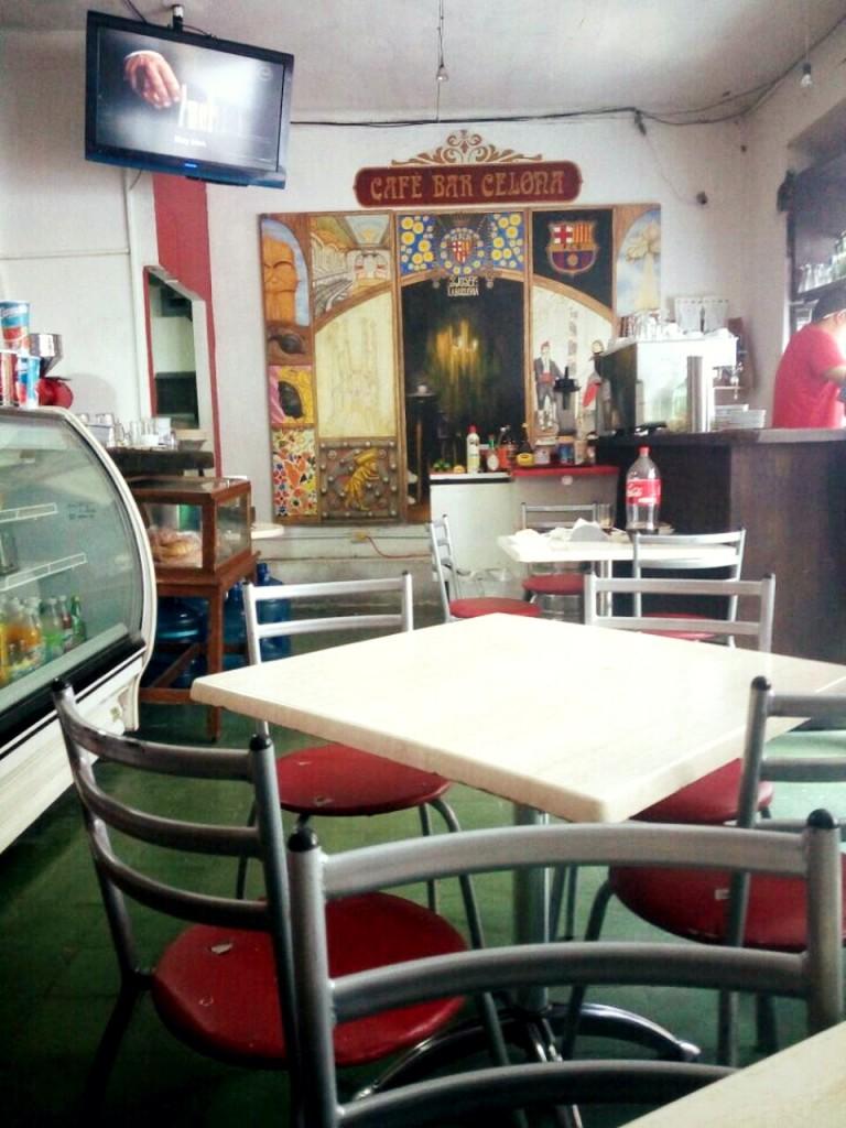 cafe bar-celona 4