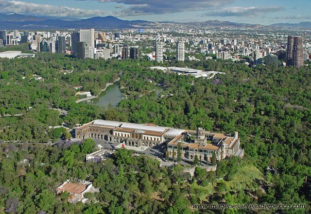 cerro de Chapultepec