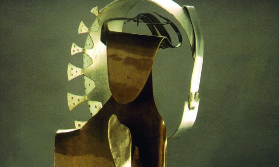 Obra abstracta de German Cueto