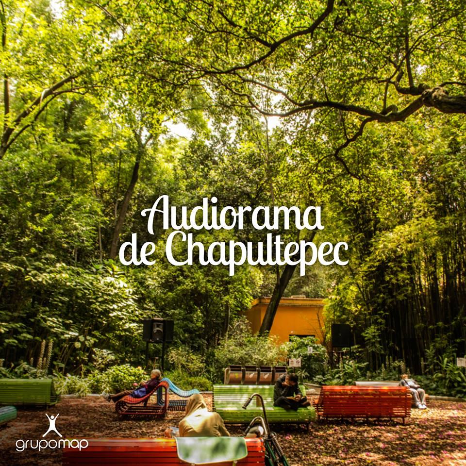 audiorama chapultepec