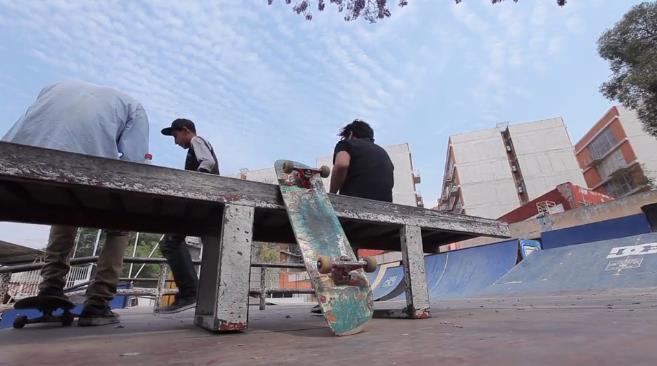 cinema skatepark