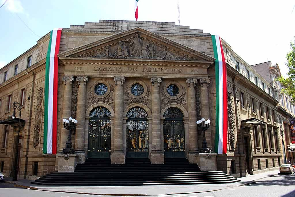 Cámara de Diputados Asamblea Legislativa  DF