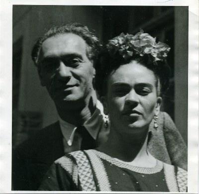 Noguchi y Frida