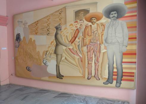 """""""Traicion y muerte de Zapata"""""""