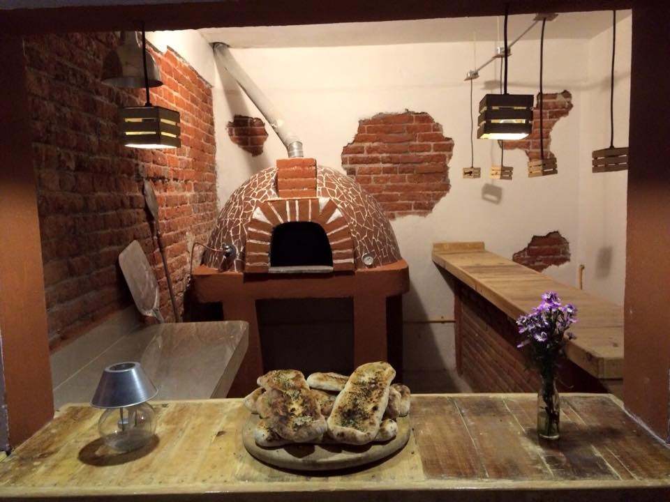 fiore restaurante roma