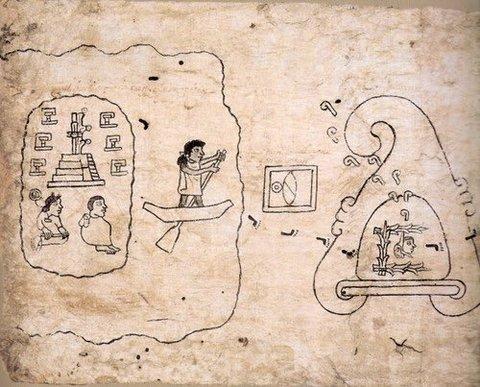 aztecas salida de aztlan
