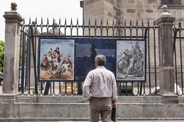 don quijote exposicion catedral metropolitana