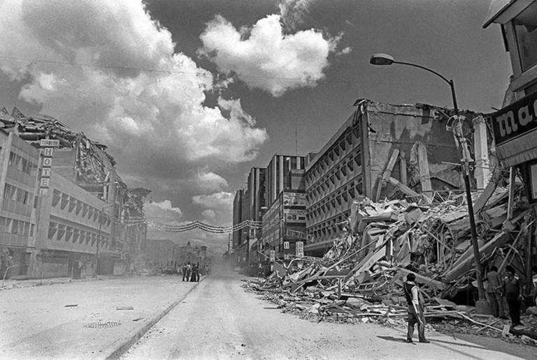 sismos más impresionantes ocurridos en la historia de la ciudad de mexico