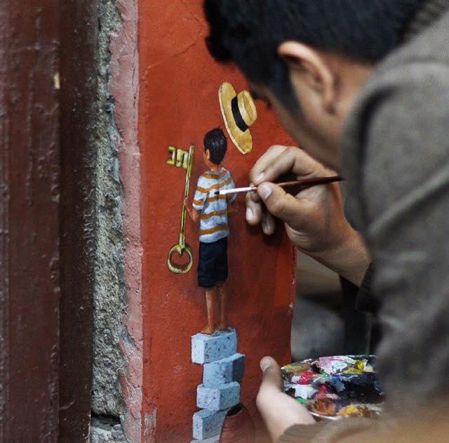 Mexico Art Steet V