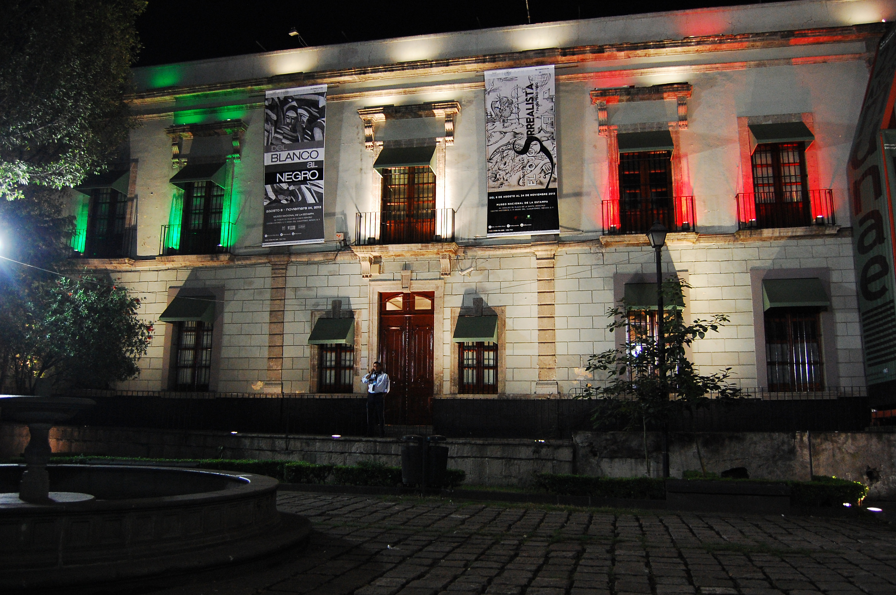 museo nacional de la estampa