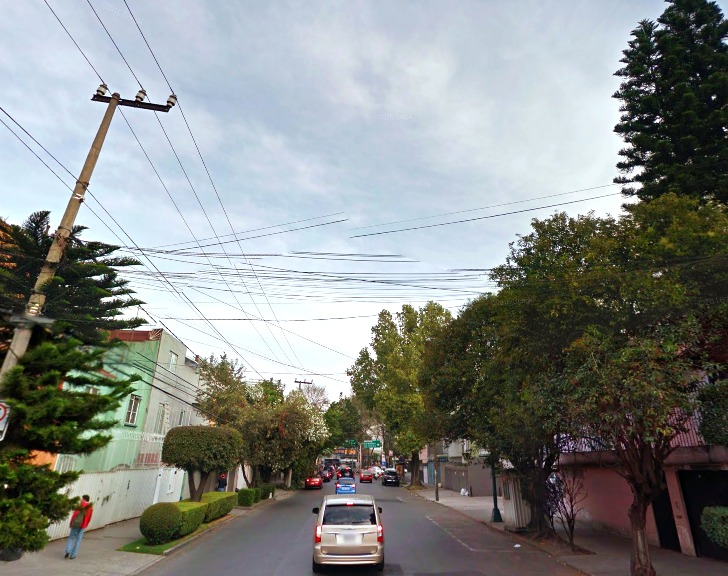 colonia anzures ciudad de mexico