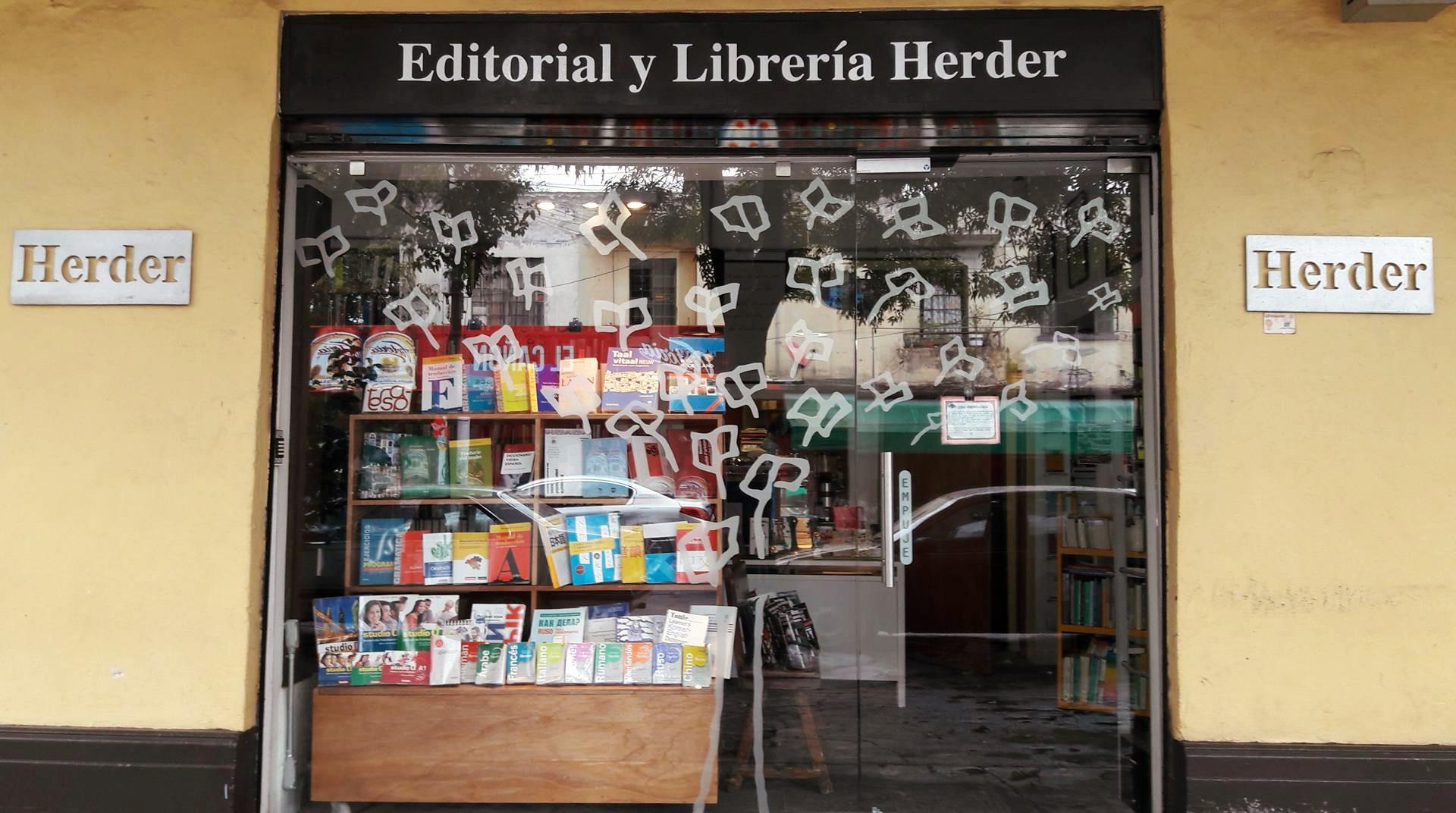 libreria Herder archivo mxcity