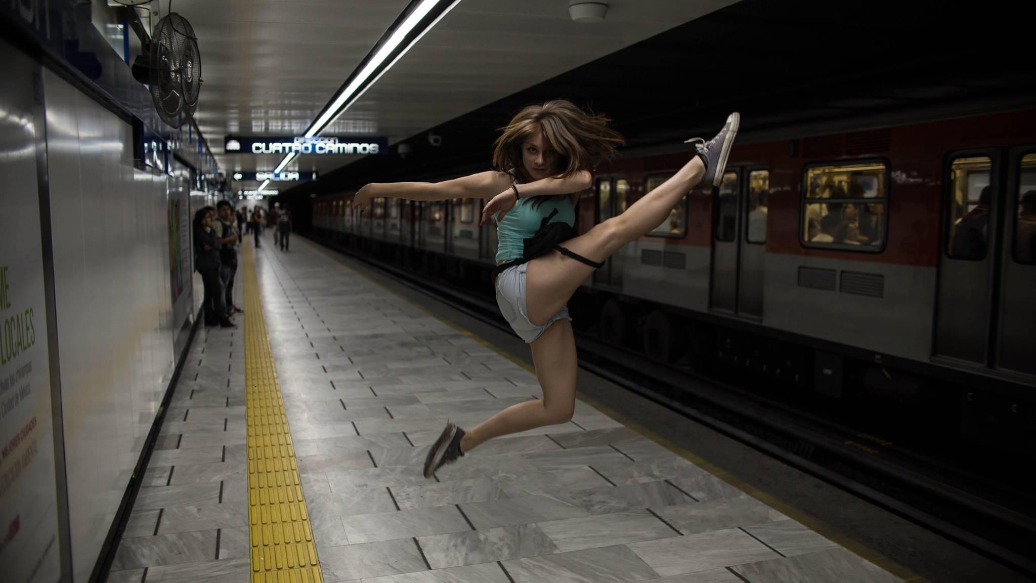 Pablo A Tonatiuh bailarines en CDMX
