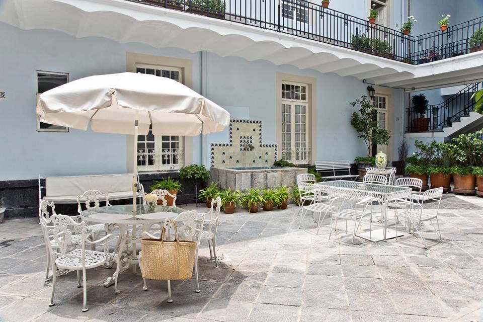 Casa San Ildefonso Hostal